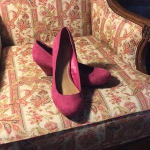Zigi Soho Shoes   Pink Suede 2 Sexy